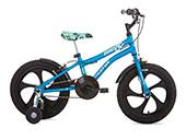 Bicicleta Houston Nic Aro 16 Masculina Azul Fosco