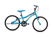Bicicleta Houston Trup Aro 20 Masculina Azul