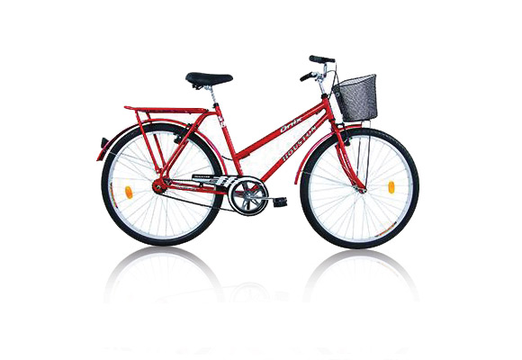 Bicicleta Houston Aro 26 Onix V Brake