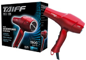 Secador Taiff Red Ion 110V