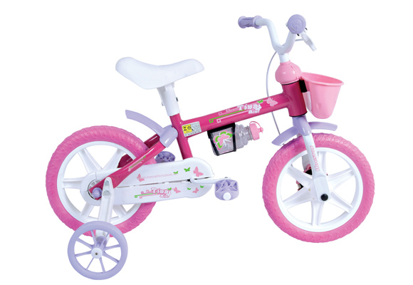 Bicicleta Houston Aro 12 Mini Tina