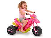 Moto XT3 Fashion Bandeitante 6V 2701 Rosa