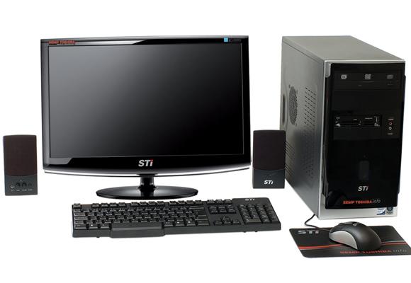 754170 - COMPUTADOR PENTIUM DUAL CORE 2GB 500HD W7 ES1646 - STI