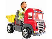 Caminhão Truck Pedal MagicToys 9300