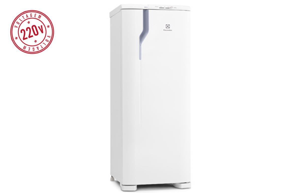 Refrigerador Electrolux RDE33 262 Litros Branco, 220V