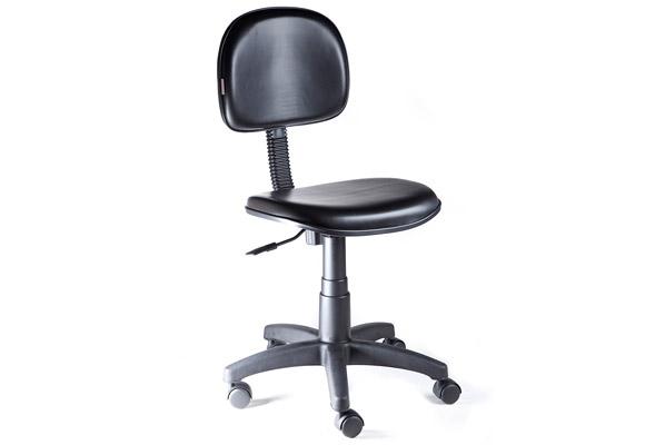 Cadeira Giratória Vinil Mobicon