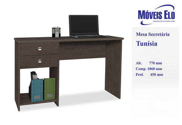 Mesa Tunisia Moveis ELO Tabaco