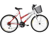 Bicicleta Athor Aro 24 Model 4050 Feminina