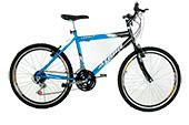 Bicicleta Athor Aro 24 Legacy 4045 18 Marchas