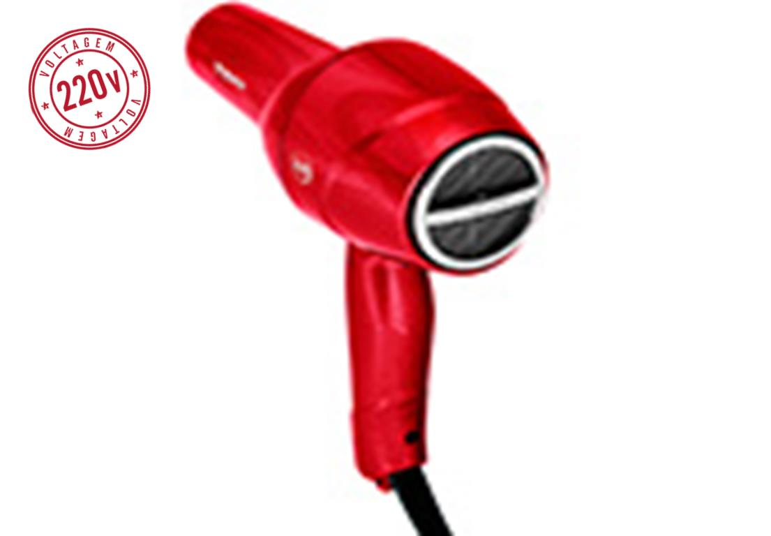 Secador Taiff Red Ion 220V