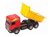 Caminhão Super Caçamba MagicToys 5050