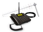 Telefone Intelbras Rural CFA 4012