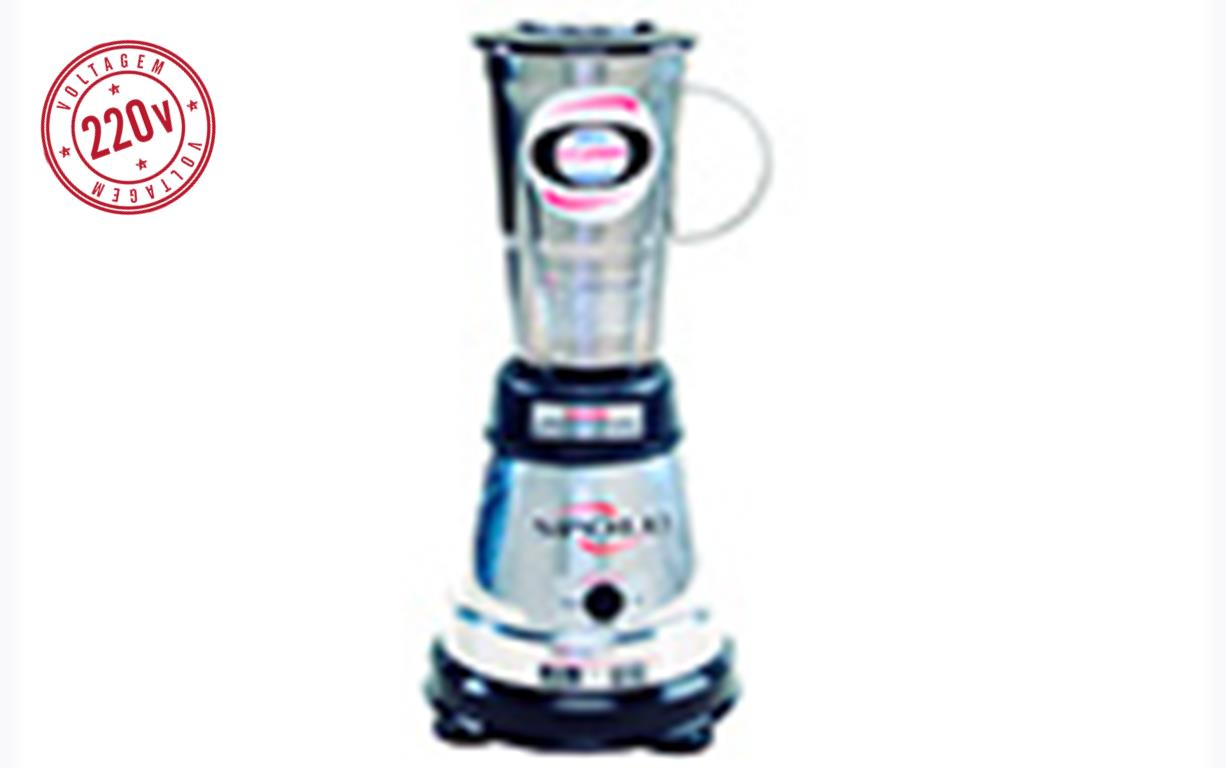 Liquidificador Profissional Spolu Gourmet Luxo 220V