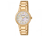 Relógio Technos  Dourado GN10AH/4K