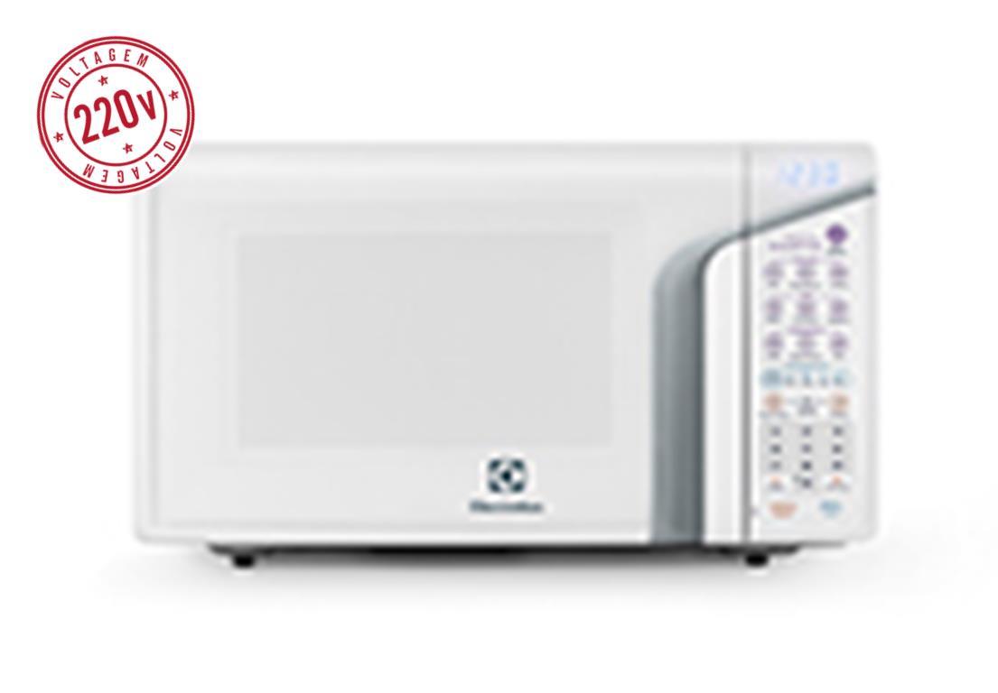 Micro-ondas 31 Litros Electrolux MEP41 220V