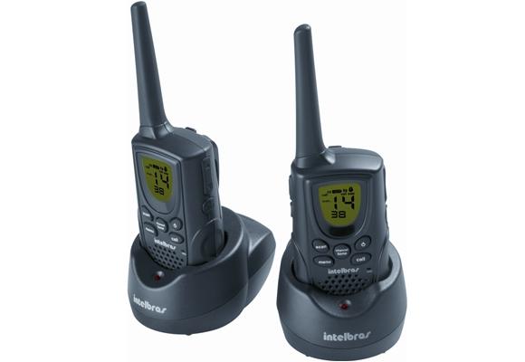 Rádio de Comunicador Intelbras Twin 9,6