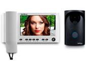 Porteiro Eletrônico Intelbras Vídeo Porteiro IV7000LCD Handset