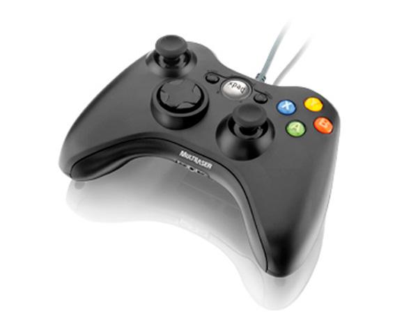 Controle Xbox 360 Multilaser JS063
