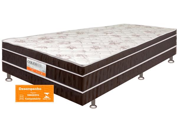 Colchão Box Euro 1,38 Ideal Casal