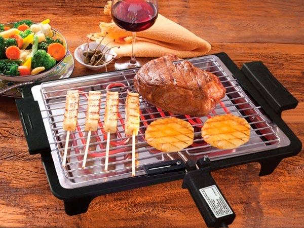 Churrasqueira Anurb Platinum Grill 110V