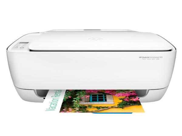 Impressora HP Multifuncional Deskejet Ink Adv 3636 Biv