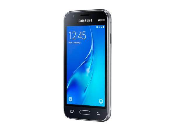Smartphone Samsung Galaxy J1 Mini DS J105B Preto