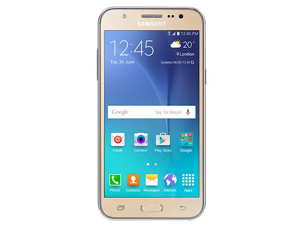 Smartphone Samsung Galaxy J5 Duos J500M Dourado