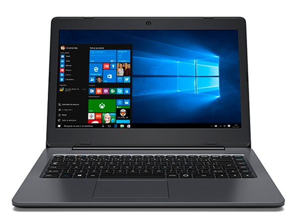 Notebook Positivo Celeron One 4GBW10 XC3650