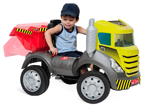 Caminhão Bandeirante Brutus 473