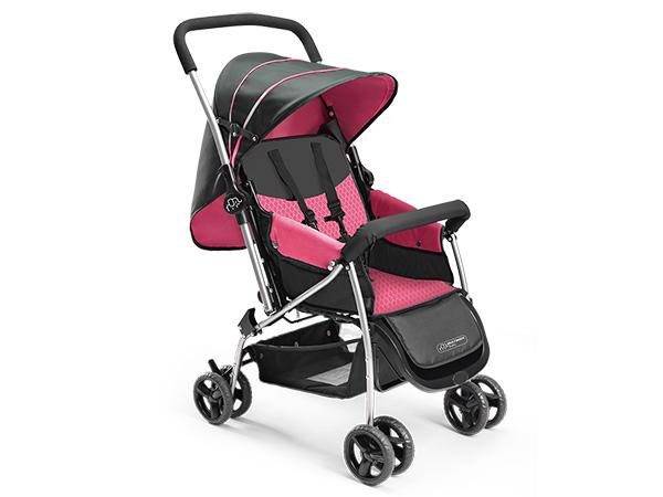 Carrinho de Bebê Berço Multilaser Flip BB504
