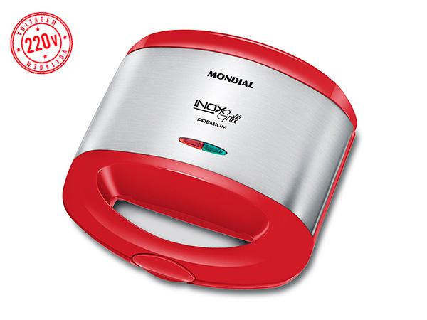 Sanduicheira Grill Mondial S19 220V