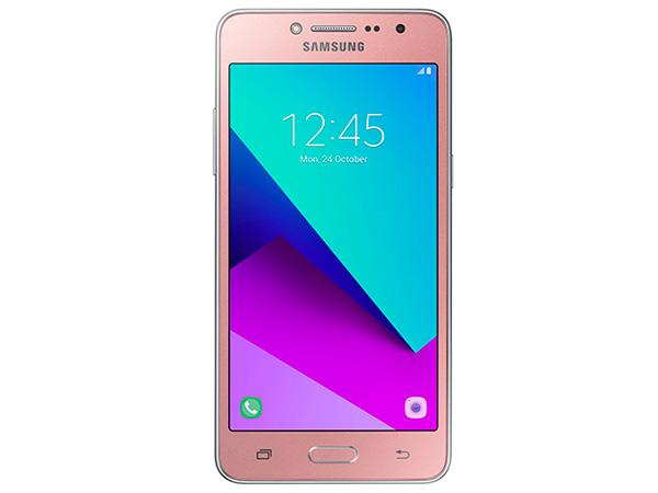 Smartphone Samsung Galaxy J2 Prime DS 16GB G532M Rosa