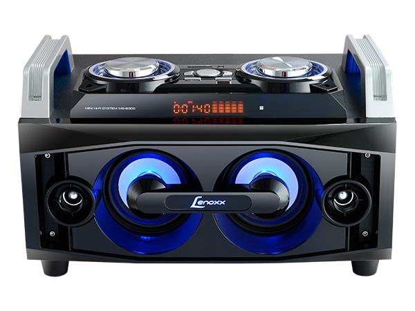 Mini System Lenoxx Speaker Boom MS8300 Bivolt