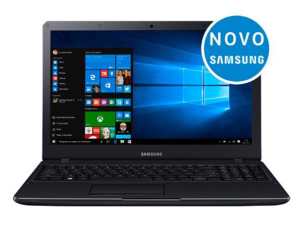 Notebook Samsung Core i5 X21NP300E5M Preto CDA