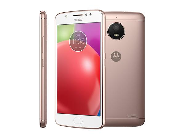Smartphone Motorola Moto E Plus XT1763 Ouro Rose