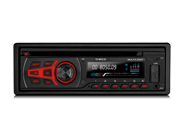 CD Player Multilaser 4x25WP3322