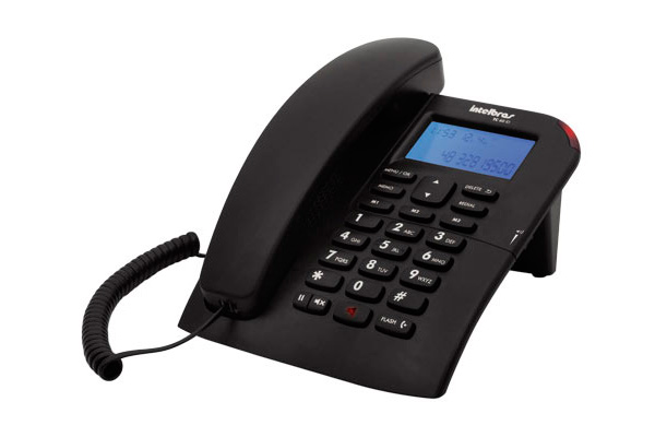 Telefone Intelbras TC 60 ID Viva Voz
