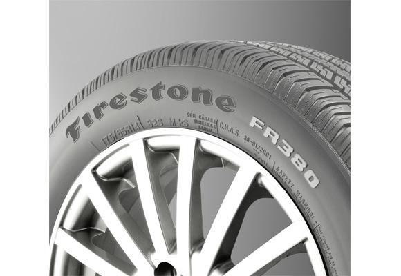 Pneu Firestone 165/70 R13 Seiberling SR 79S Preto