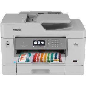 Impressora Multifuncional Brother MFC-j6935DW Jato de Tinta Colorida 35ppm USB WiFi
