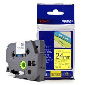 Fita para Rotulador Brother TZe-651 24MM
