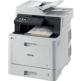 Impressora Multifuncional Brother MFC-L8610CDW Laser Colorida 33ppm WiFi USB