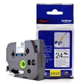 Fita Flexível para Rotulador Brother TZe-FX251 24MM