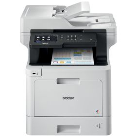 Impressora Multifuncional Brother MFC-L8900CDW Laser Colorida 33ppm WiFi USB