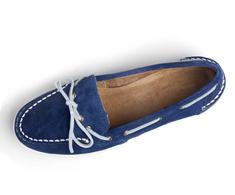 Dockside Confortável azul laço 100022