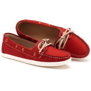 Dockside Confortável Vermelho Amarrar 116010