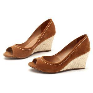 Sandálias em CORDA Top Caramelo Corda 9328