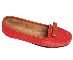 Dockside Confortável Vermelho Laço 100001