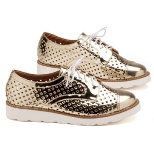 Oxford Flat ouro  9364