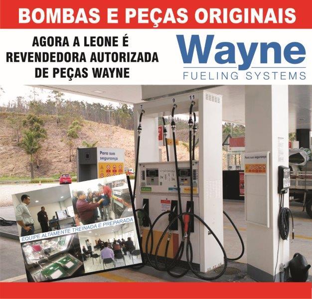 Bombas e Peças Originais - WAYNE