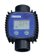 Medidor Digital com Contador Parcial e Totalizador de Arla 32 - Bozza